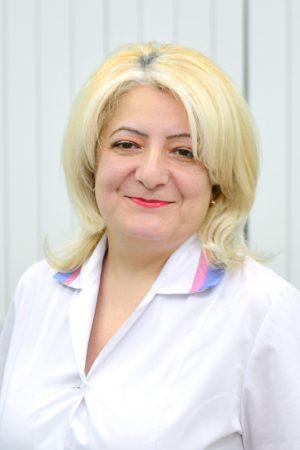 Хачатрян Зоя Меликовна